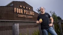 Four Pillars head distiller Cameron Mackenzie: 'We have to have a strong home that makes a real statement, and that's ...