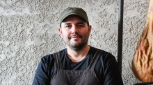 Ester head chef Mat Lindsay is one of the co-owners of soon-to-open A.P. Bakery.
