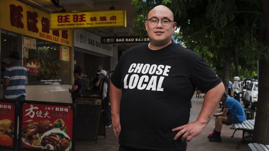 Hong Kong-born chef 'Big' Sam Young shares his favourite spots to shop, snack and dine like a local in Eastwood.
