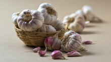 There is a common bacterium called Clostridium botulinum that exists naturally in the environment, even on garlic.