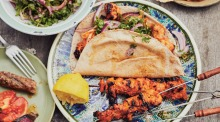 Chicken kebabs are popular all over the world, and are made countless ways.