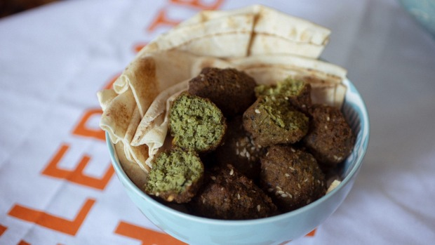 Palestinian-style cooked from the Asylum Seeker Resource Centre recipe book.