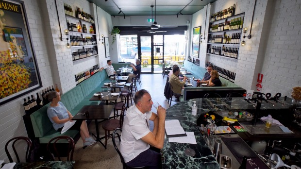Euro-style wine bar Bar Romanee is the real deal.