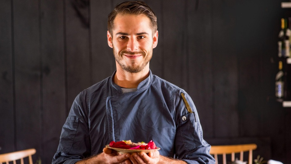 Osaka-trained chef AaronSchembri is combining local artisan ingredients with Japanese technique.