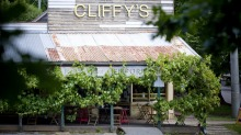 Cosy and charming: Cliffy's Emporium.