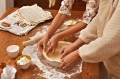 Grandparents often cook by feel, making it hard to record ingredient quantities accurately.