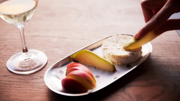 Stone and Crow cheese will be on the all-local menu at Jayden Ong's cellar door.