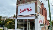 Iconic Elwood cafe Jerry's Milk bar is back in action, and may even bring back its original oyster wagon.