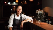 David Thompson protegee Annita Potter has found a permanent home for her Thai tasting menus.