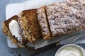 This crumble-topped loaf cake is inspired by Anzac biscuits.