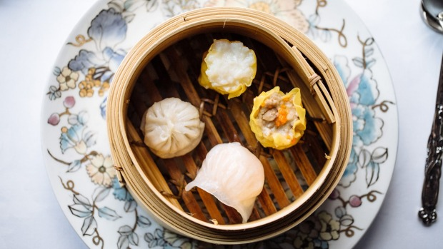 In time, snacks such as dumplings will mean you'll be able to simply swing by Flower Drum for a drink and a bite.