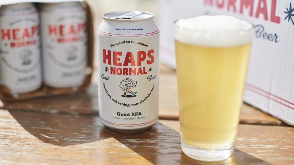 Alcohol-free beer Heaps Normal is outselling regular beers at many bottle shops and bars across the country. But does it ...