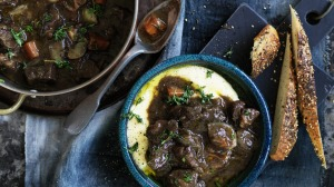 Watery stews can be reduced down to thicken - don't forget to check for seasoning.
