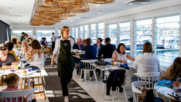 The crowd-pleasing venue has set sail in the eastern suburbs.
