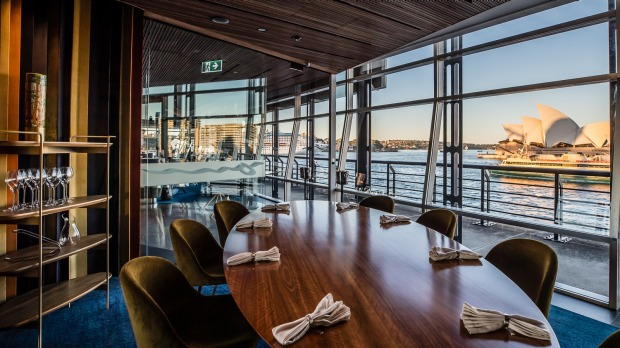 Quay private dining room Credit Nikki To Supplied PR photo for Good Food for story about private dining rooms