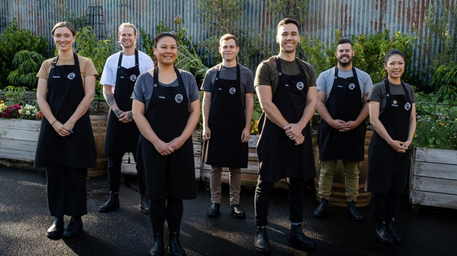 You know what black aprons mean - elimination is imminent.