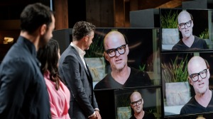 One hologram Heston is never enough.