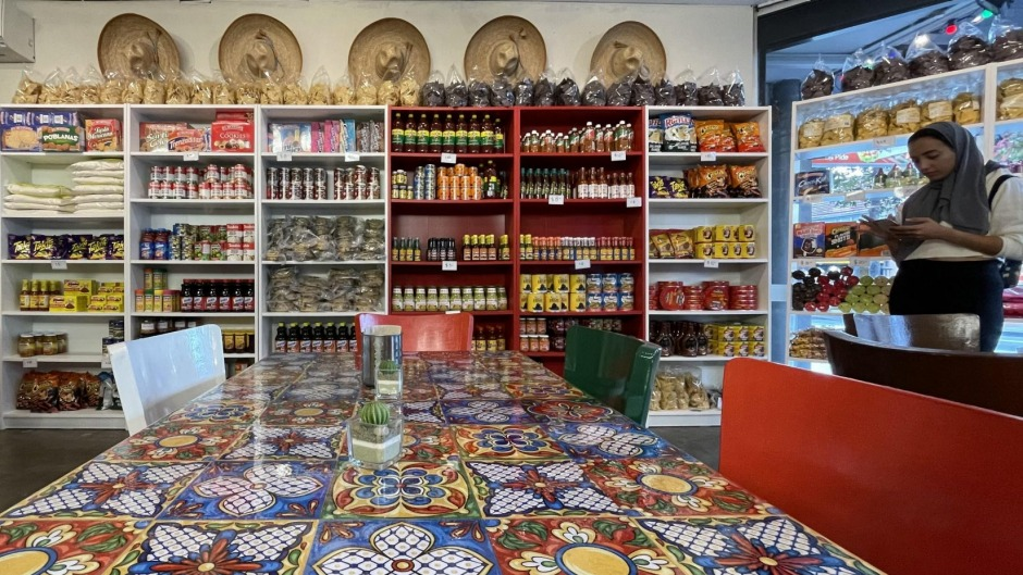 Colourful, rustic Mexican deli-restaurant Itacate will supply Redfern with staples and hard-to-find ingredients.