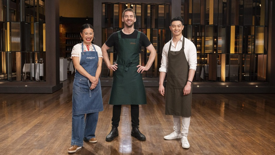 All-stars Poh, Callum and Reynold return to set an elimination challenge.