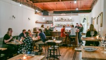 Footscray eatery Bar Thyme is equal parts comfortable, inspiring and delicious.