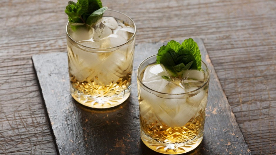The real heat this winter is brought to you by botanical-infused spiced rum.