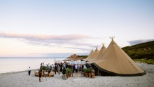West Australian Gourmet Escape is an extended long weekend of beach barbecues, dinners and tastings.
