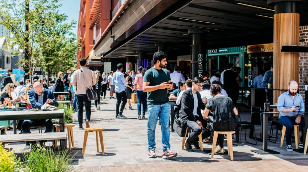 Lucky Kwong will join 15 other eateries and food retailers when it opens at South Eveleigh on May 25.