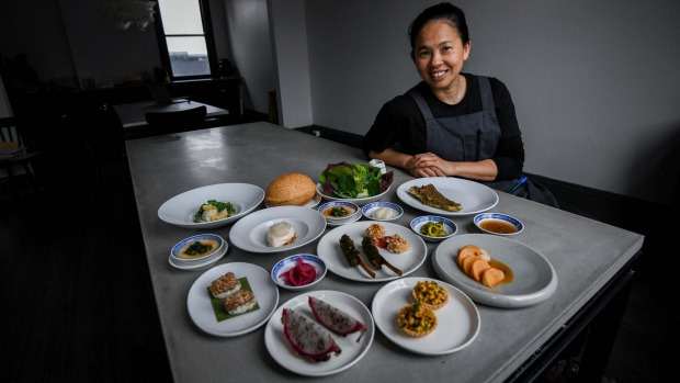 For Anchovy chef Thi Li, only offering a tasting menu post-COVID means she has been able to dive deeper into her ...