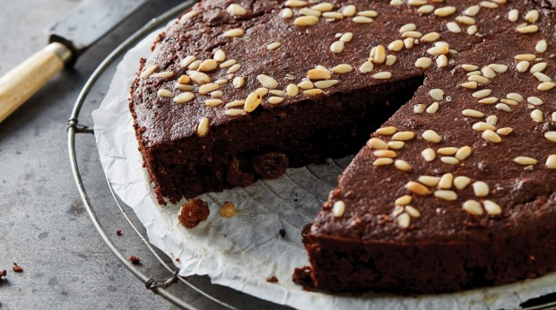Extract from Luca'sCulinary Journey,Three Generations of Italian Family Cooking,published by New Holland Publishers, RRP $49.99. Esse alcioccolato(Chocolate 'S' biscuits) Tiramisu Tortadi pane (Bread, pine nut and chocolate cake) Salamedicioccolato(Chocolate salami) Single use only - print and online