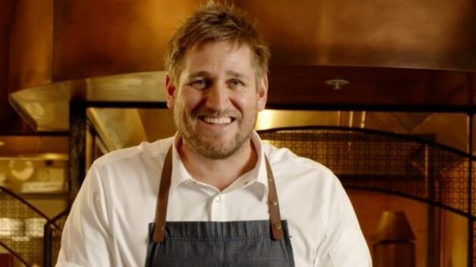 Curtis Stone beams in from LA to share his beef skills.