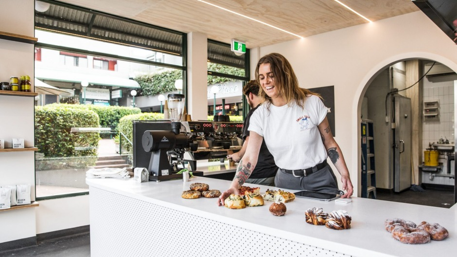 Small Talk has expanded its bakery offerings in Glebe.