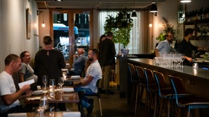Babyface has the attitude of a lo-fi wine bar with a serious kitchen at its heart.
