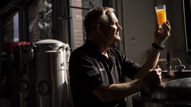 Hahn still actively brews with Lion today, developing brands for the multinational including Kosciuszko Pale Ale and ...