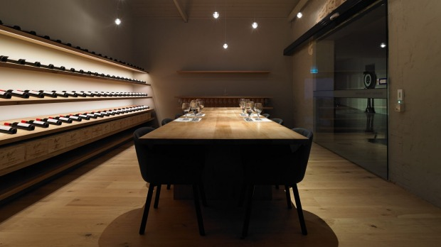 The cellar door tasting room at Penfolds, which placed second on the top wineries list.