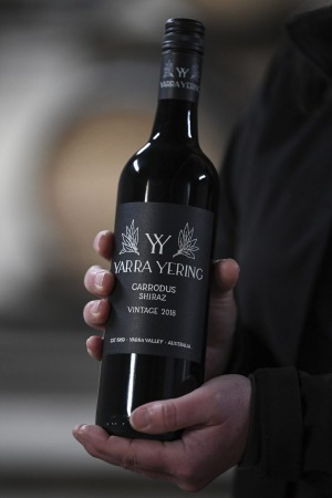 The Yarra Yering Carrodus Shiraz 2018 retails for $275 and scored 99 points in Australia's 52 Top Wineries list.