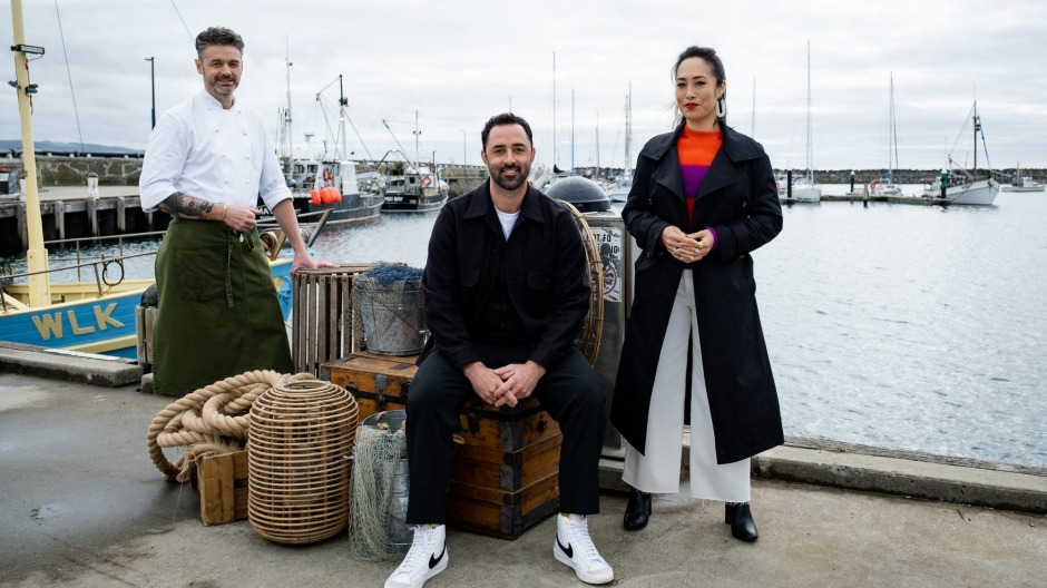 The MasterChefgang hit the road and head to Apollo Bay, Victoria.