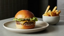 Prince Public Bar has had a glow-up, but its classic burger didn't need a makeover.