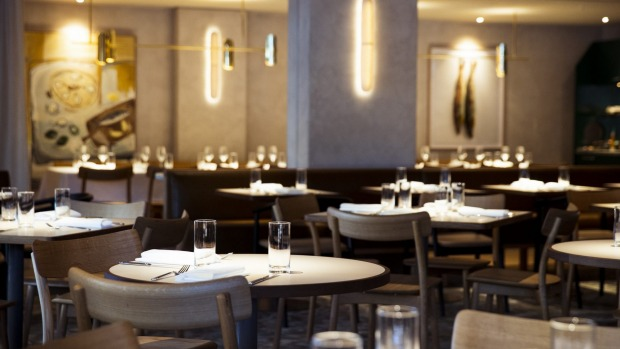 Margaret is one luxe local eatery, with cut glass and steak knives made with a samurai-worthy level of detail.