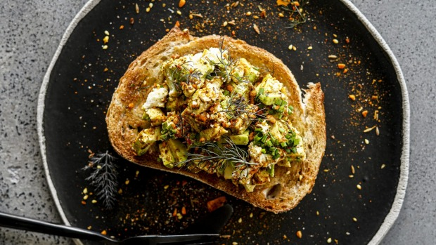 Spice up your avo toast with dukkah and ras el hanout.