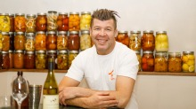 Roxy's owner Damien Monley has experience overdelivering with diminutive sites.