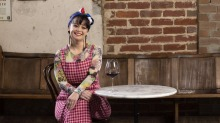 'Wine is not just what's in the glass; it's about the moment we drink it and who we drink it with': Drinks writer Katie ...