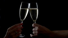 Sparkling wines are in a league of their own.