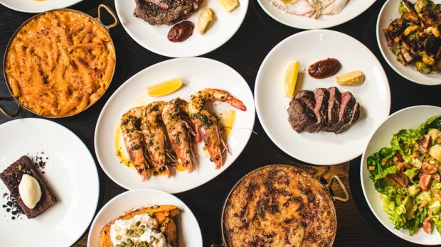 Rockpool Bar & Grill's home delivery banquet available via Providoor.