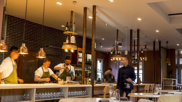 Elijah Holland is the third chef to helm the South Melbourne fine diner.