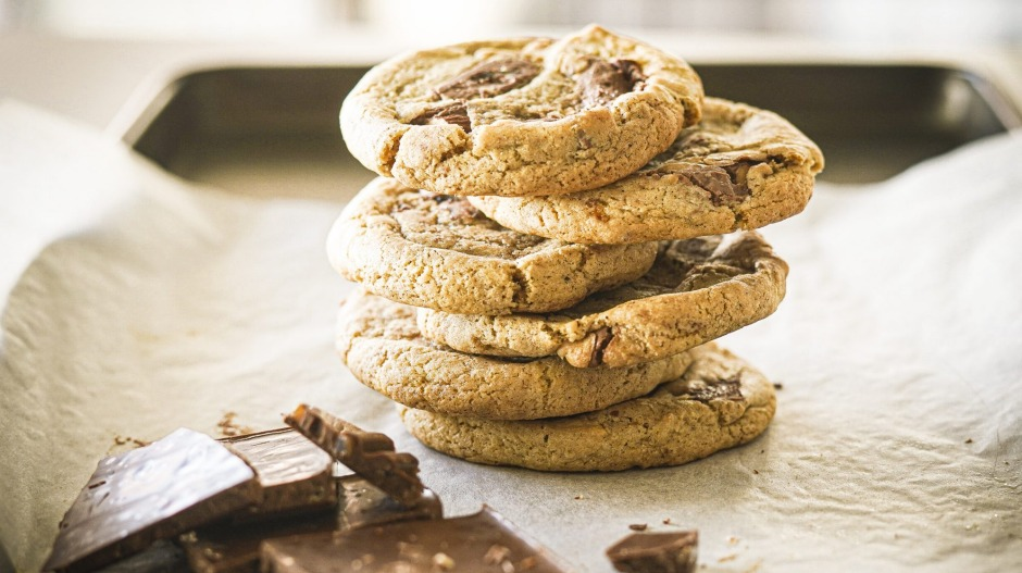 Give these cookies a chai.