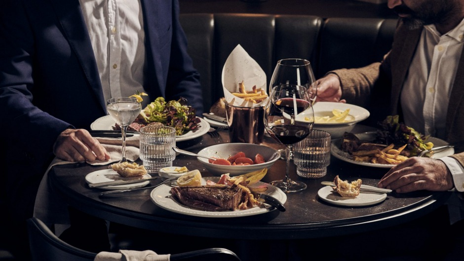 High Steaks will rekindle the spirit of the long lunch at MFWF in October.