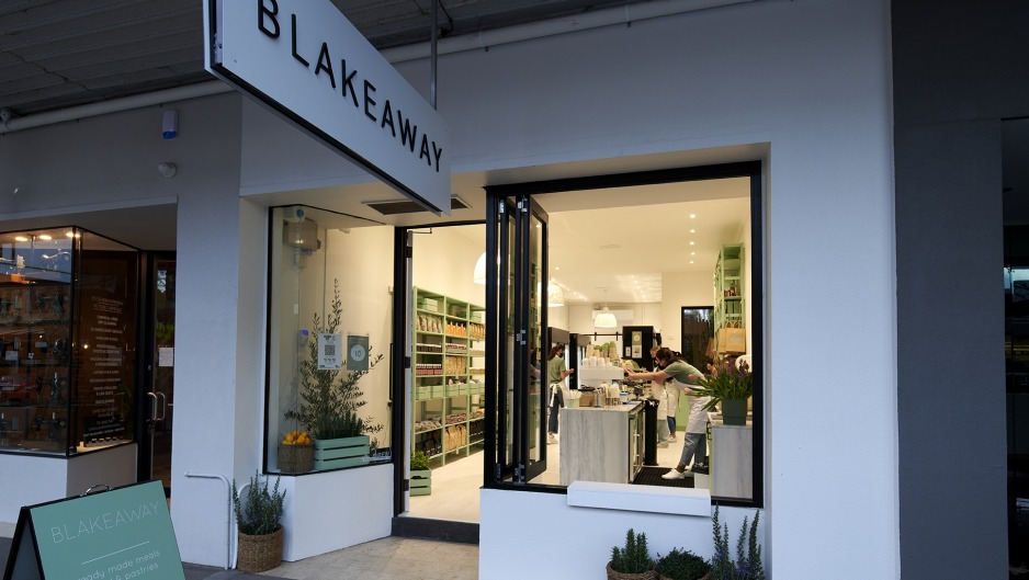 Top caterers Blakes Feast is rolling out more Blakeaway grocers selling prepared meals and daily essentials.