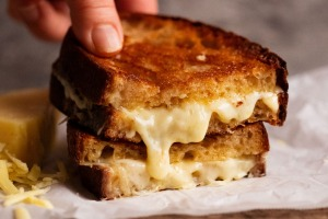 RecipeTin's Ultimate cheese toastie was August 2021's most popular recipe.