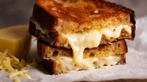 If you're going to make a cheese toastie, do it right.