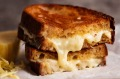 Ultimate cheese toastie.
